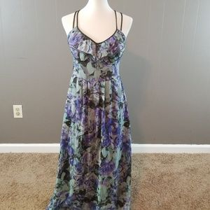 Jessica Simpson maxi dress size L